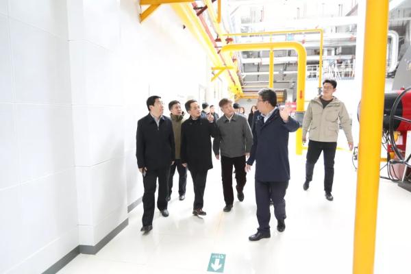 教育部副部长郑富芝一行实地考察北京林业大学