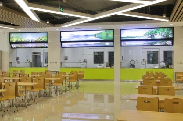 北京林业大学新食堂