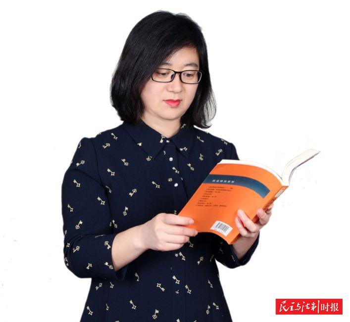 青岛大学法学院院长蔡颖雯:注重培养涉外型法治人才