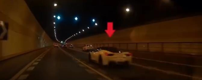 杭州3名90后夜驾跑车结伴在市区飙车,涉危险驾驶罪被刑拘