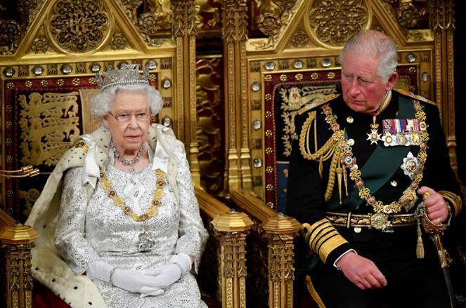 93岁英女王或将于2021年退休,长子查尔斯摄政