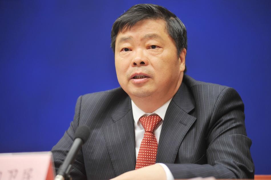 欧阳卫民辞去广东省副省长职务,此前已出任国开行党委副书记