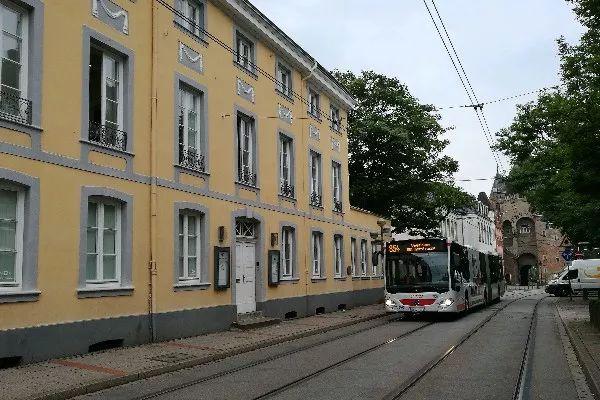 行走天下:德国与比利时的小镇生活