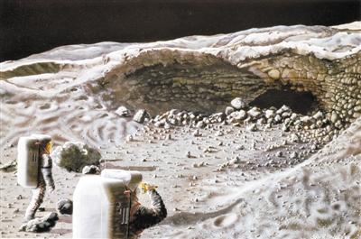 人类重返月球为何受阻?微小的月尘竟是登月最大阻碍之一