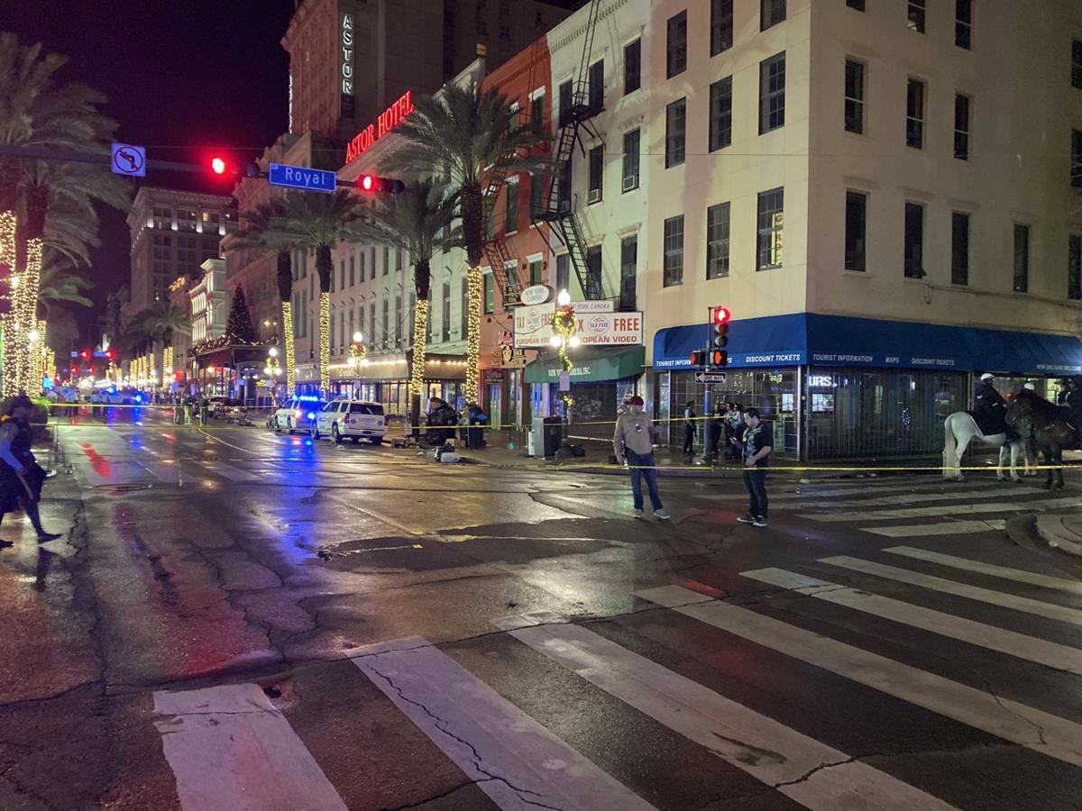 美国新奥尔良凌晨突发枪击案:地处繁华商区,11人受伤