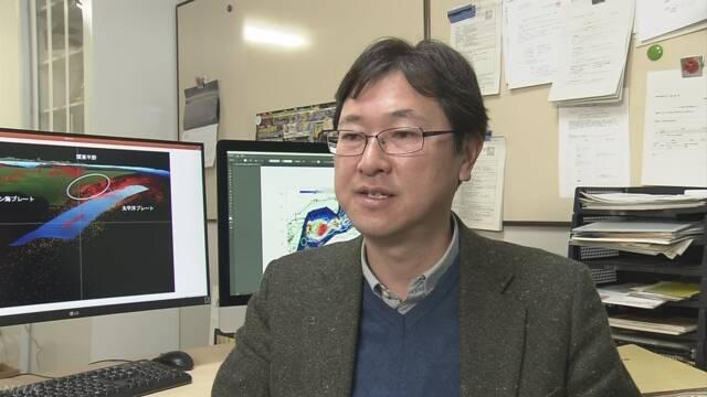 西村卓也接受采访(NHK电视台)