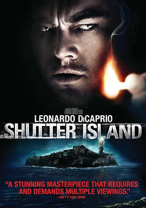 《禁闭岛》电影海报,于2010年上映.图片