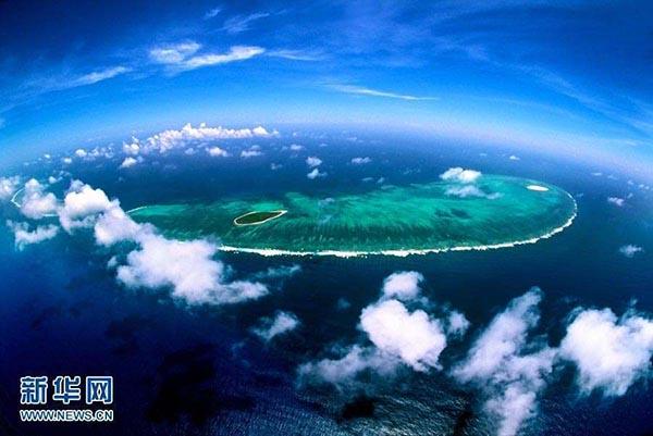 官方公开西沙群岛壮美全貌, 若能很好开发强过马尔代夫