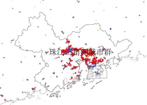 人口密度减少的地级市