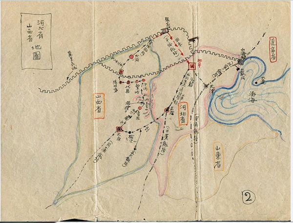 看看林徽因手绘的古建筑考察图和水彩画(组图)