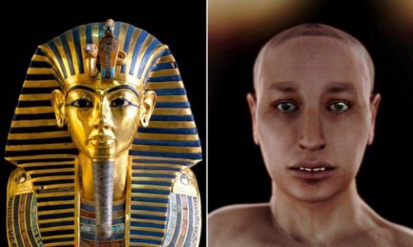 议论 金色面具下是龅牙瘸腿,法老之尊在21世纪被亵渎