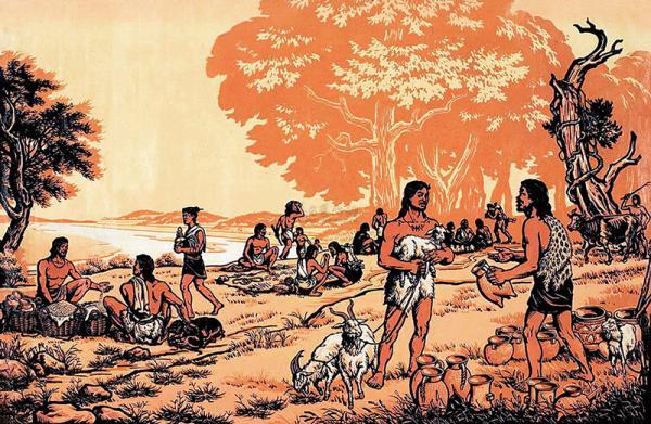 每个国家和地区都要经历原始社会,奴隶社会,封建社会吗?