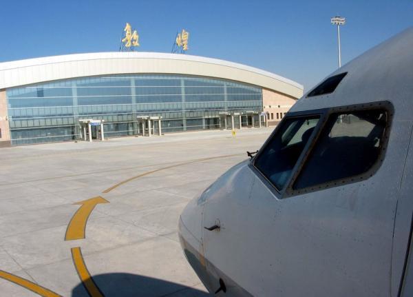 中国西部首启5个紧急迫降机场
