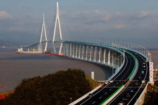 宁波至舟山第二跨海大桥项目选址获批,总投资175亿元图片
