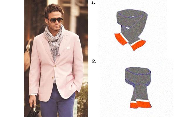 男人之所以要系领带,是因为它可以修饰线条、增加神采,但是这些年随着轻正装风潮在T台内外蔓延,西装外套里那严丝合缝的衬衫逐渐被精致的T恤和修身毛衣代替。Hardy Amies 的创意总监Mehmet Ali在发布完2014秋冬男装系列后对记者说,随着休闲剪裁和极简风格被越来越人接受,衬衫加领带的传统搭配自然而然地成为了过去时,一条轻薄的格子围巾可以让人看起来更放松、更有型。再来听听男装设计师Carlo Brandelli怎么看待领带OUT这事儿吧,他