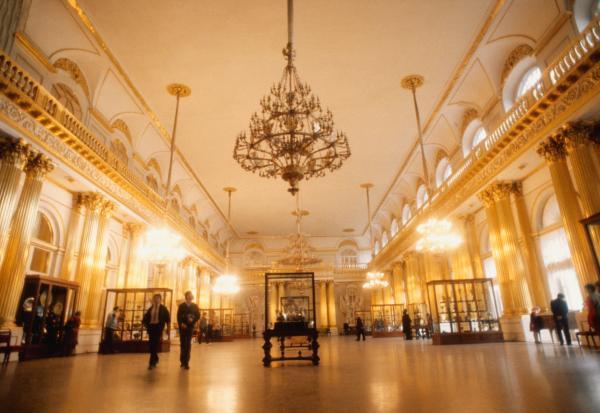去过圣彼得堡才知俄罗斯的美 - 枫林晚居 - 枫林晚居