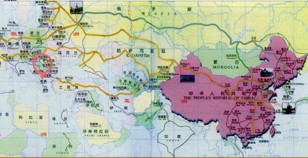 """中国的""""一带一路""""会被动荡的希腊""""连累""""吗?图片"""