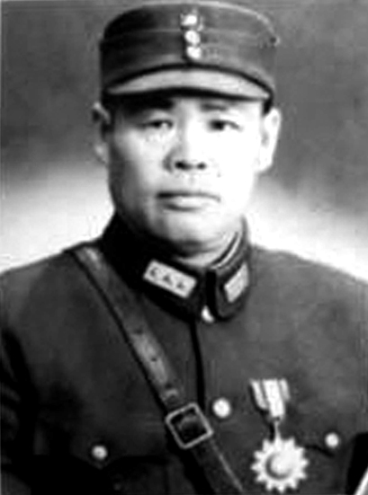 迟来的烈士:国军将领许国璋与常德会战