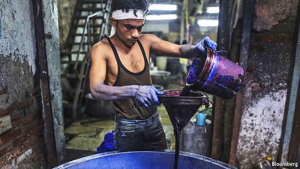 经济学人:莫迪经济学?印度不只需要一层油漆