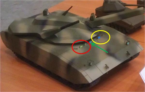"""技术派 """"阿玛塔"""":俄军重夺陆上优势的未来坦克"""
