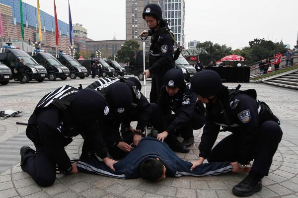 郭声琨:着力抓好纪念抗战胜利70周年等活动安保维稳工作