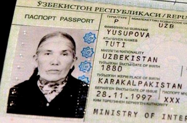 世界最长寿老人到底是谁?乌兹别克斯坦出现135岁老妪