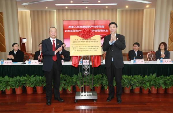 上海浦东法院成立自贸区知识产权法庭:集约审理相关