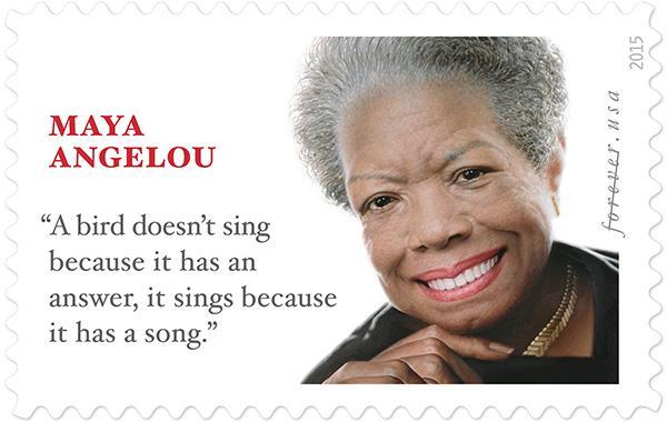 玛雅・安吉洛纪念邮票错引名言起争议,但八千万张不考虑收回