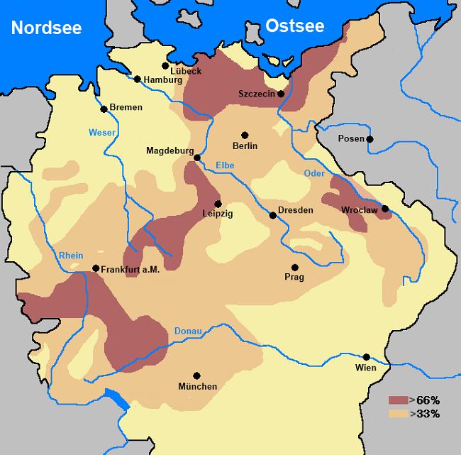 14世纪欧洲地图