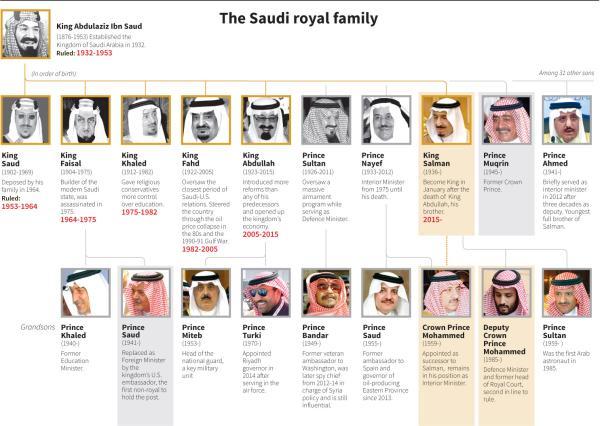 """沙特正经历""""最大规模政治地震"""""""