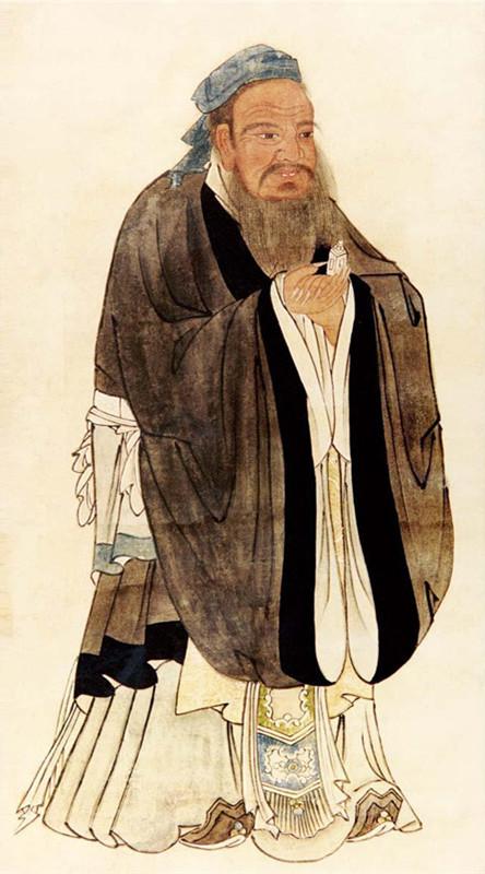 孟子荀子孔子_孟子,荀子等战国时代的儒家密切相关,但追溯源头,还是要从孔子(乃至更