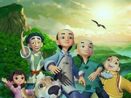动画片《少年毛泽东》不讲反帝反封建,只讲伟