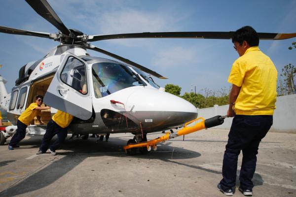 """上海直升机""""空中游""""因噪声扰民暂停,新方案最快本周末"""