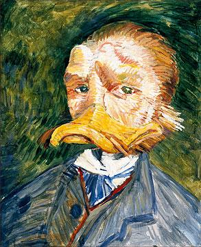 爱德华·马奈是19世纪印象派的奠基人之一,他的作品总是与现代图片