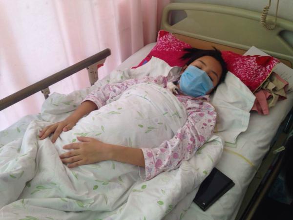 河南女大学生身患重病,呼唤疑陷传销弟弟归来骨髓配型(图文)
