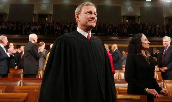 美国首席大法官对同性婚姻法案的愤怒:宪法与同性婚姻无关_翻书党_澎湃新闻