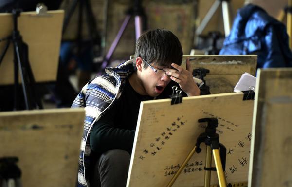 评论|美术生为什么就业难?图片