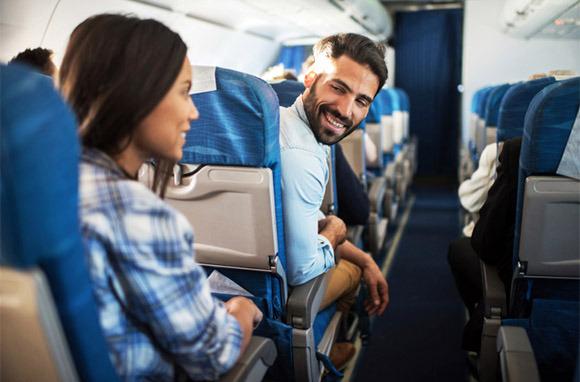 你在飞机上的睡眠