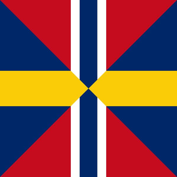 挪威独立110周年:为何北欧国家的国旗长得那么像图片