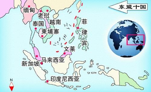 东南亚国家_新加坡为何是东南亚最后一个与中国建交的国家