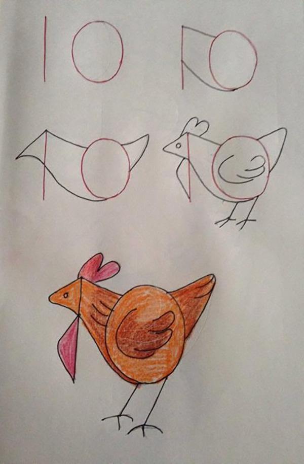 羡慕那些能画出一手漂亮图案的人?从现在开始,不用再认为自己没有艺术天分了,其实画画一点都不难的,关键是抓住诀窍。Stylisheve.com和我们分享了20个以阿拉伯数字为基础的画作,只要寥寥数笔,就能马上画出各种可爱的动物。快学起来吧,下次和朋友喝咖啡时,只需一支笔和一张餐巾纸,就能不经意地显摆一下。如果家里有小孩,还是非常棒的亲子活动呢!