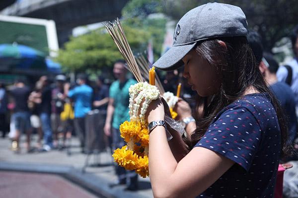 曼谷爆炸:12岁无锡女孩受伤 母亲不幸遇难(图)