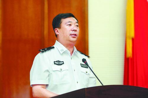王士奇任中国铁路工程总公司党委常委 纪委书记