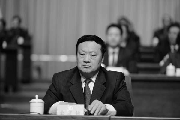 山西省原金道铭往事:曾被质疑选择性反腐