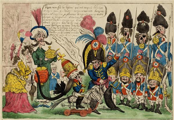 勃兰特在波兰_拿破仑如何利用阅兵操练军队_私家历史_澎湃新闻-The Paper
