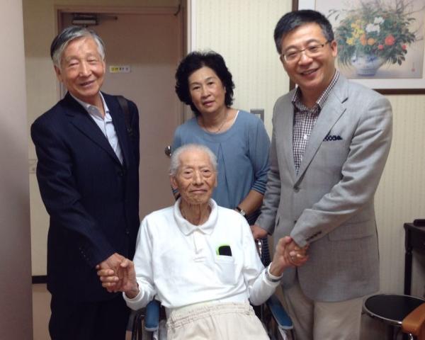 退伍老兵台湾杀日本人