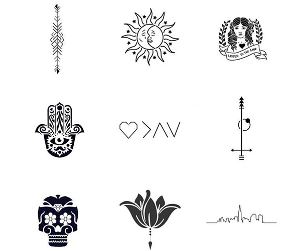 刺青极限设计展首度在沪举行,闺蜜刺青,好基友刺青大流行