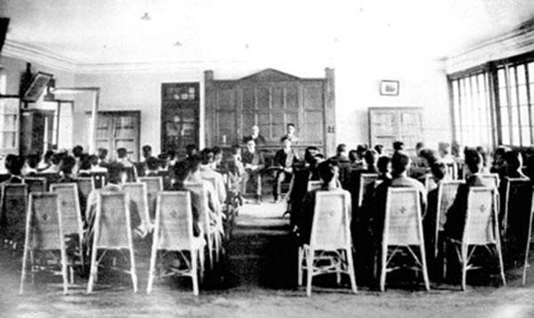 """""""东吴法学""""一百年:中国法学教育的光荣与梦想"""
