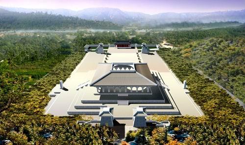 传说中的黄帝陵究竟在哪