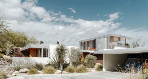 生活方式考夫曼别墅棕榈沙漠泉现代棕榈@美国别墅泉之旅泉市是世界哪些花比较种棕榈好图片